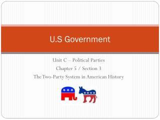 U.S Government