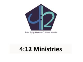 4:12 Ministries
