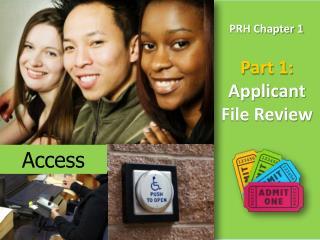 PRH Chapter 1