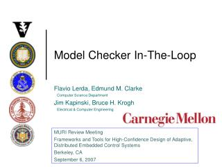 Model Checker In-The-Loop