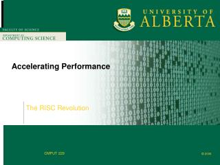 Accelerating Performance
