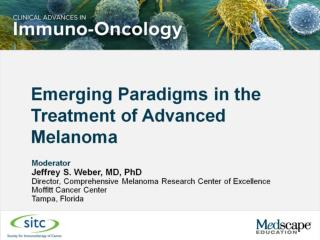 The Changing Field of Melanoma: Ipilimumab