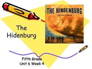 Fifth Grade Unit 6 Week 4