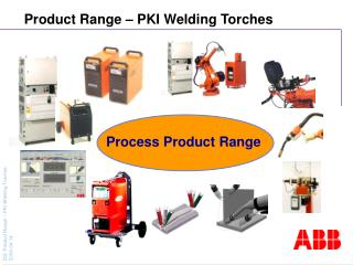 Process Product Range