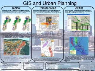 GIS and Urban Planning