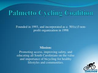 Palmetto Cycling Coalition