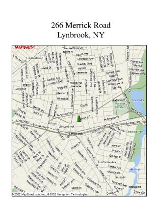 266 Merrick Road Lynbrook, NY