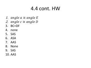 4.4 cont. HW