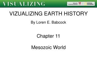 VIZUALIZING EARTH HISTORY