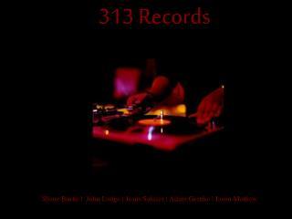 313 Records