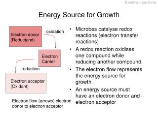 Energy Source for Growth