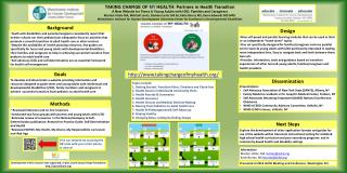 TAKING CHARGE OF  MY  HEALTH: Partners in Health Transition
