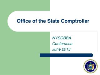 Office of the State Comptroller