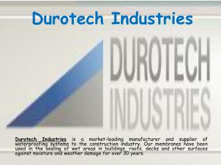 Durotech Industries