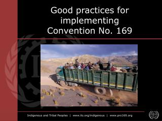 Good practices for implementing  Convention No. 169
