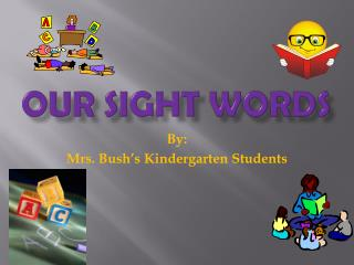 Our Sight Words