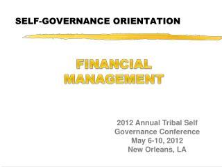 Self-Governance Orientation