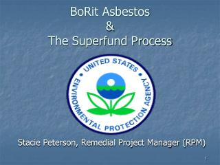 BoRit Asbestos  & The Superfund Process