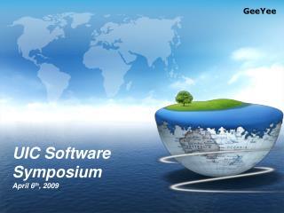 UIC Software Symposium