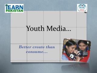 Youth Media…
