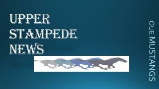 Upper  Stampede News