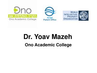 Dr. Yoav Mazeh