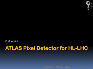 ATLAS Pixel Detector for HL-LHC