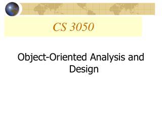 CS 3050