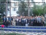 IMPACT OF IMMIGRATION ON HIV AND TUBERCULOSIS EPIDEMIOLOGY IN THE  EURO-MEDITERRANEAN AREA Summary of the first workshop