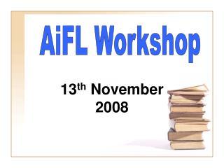 AiFL Workshop