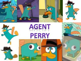 AGENT  PERRY