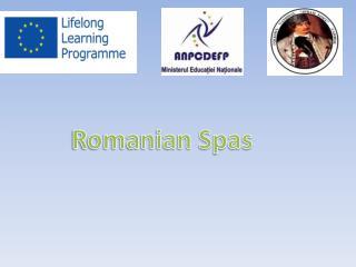 Romanian  Spas