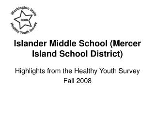 Islander Middle School (Mercer Island School District)