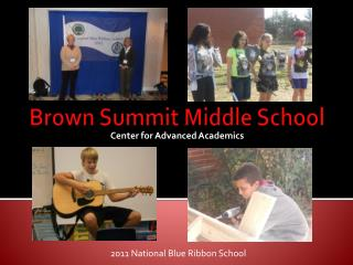 Brown Summit Middle School