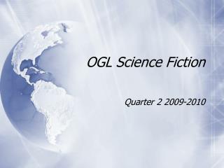 OGL Science Fiction