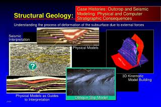 Structural Geology: