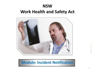 NSW Work Health and Safety Act