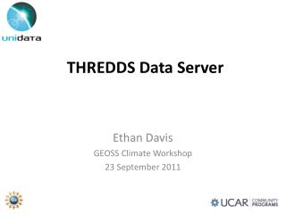 THREDDS Data Server
