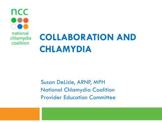Collaboration and Chlamydia