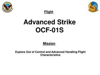 Advanced Strike OCF-01S