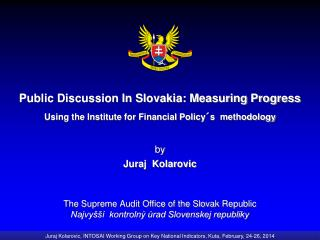 Public Discussion In Slovakia: Measuring Progress