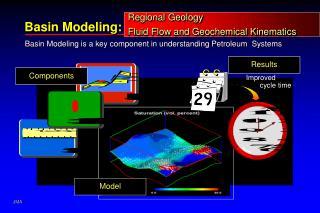 Regional Geology  Fluid Flow and Geochemical Kinematics