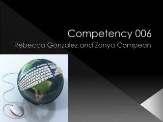 Competency 006