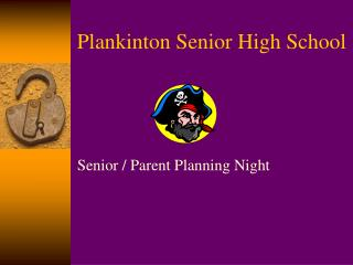 Plankinton Senior High School