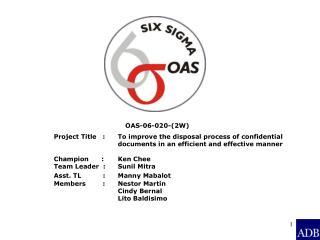 OAS-06-020-(2W)