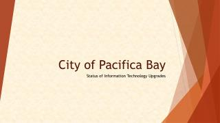 City of Pacifica Bay