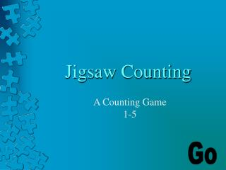 Jigsaw Counting