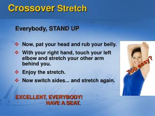 Crossover  Stretch