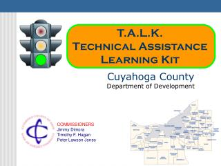 T.A.L.K. Technical Assistance  Learning Kit