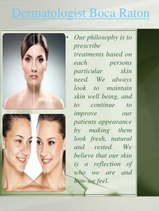Dermatologist Boca Raton